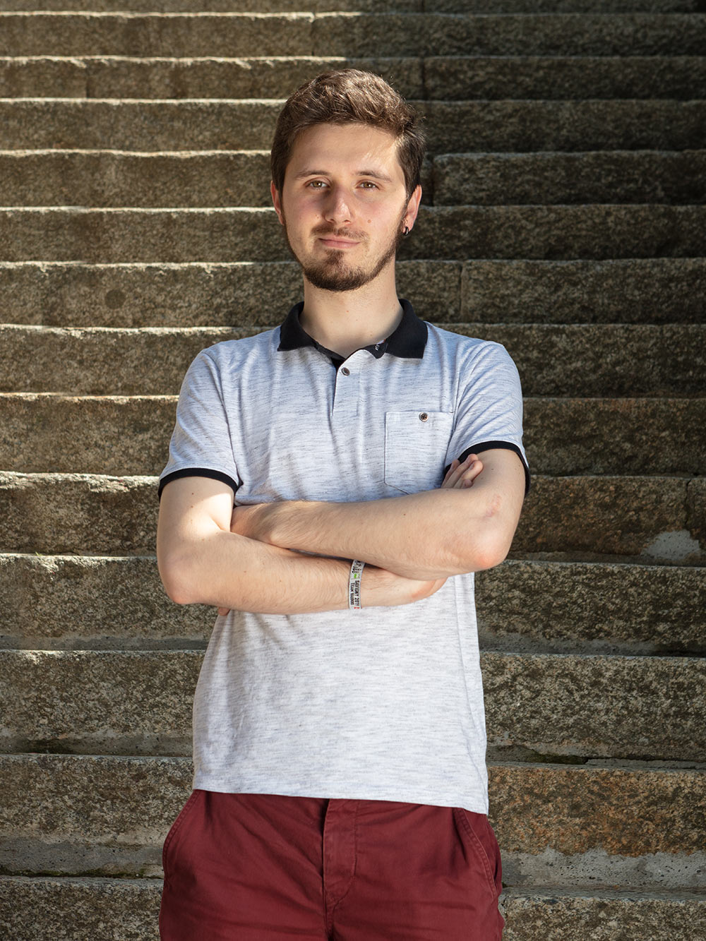 Cédric Benvegnin - Administrative assistant