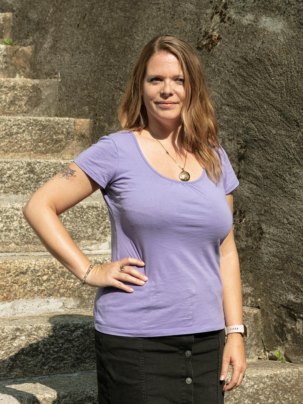 Coralie Weber - Administrative Assistant